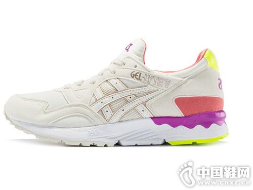 复古鞋ASICS亚瑟士19新款跑鞋