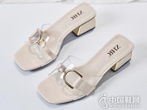 新款夏拖鞋女外穿时尚百搭ZHR2019凉拖