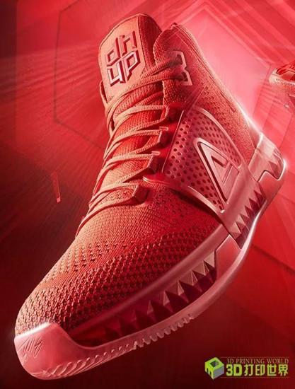 安徽一鞋厂投资2000万生产3D打印鞋底,每年可生产10万对中底