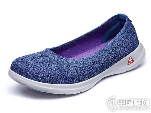 足力健妈妈鞋夏季网鞋软底布鞋