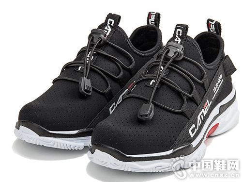 骆驼男童儿童运动鞋2019新款