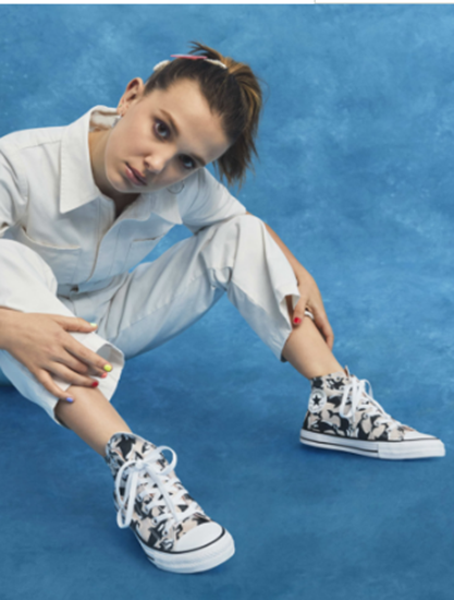 Millie Bobby Brown个性定制系列即将上线