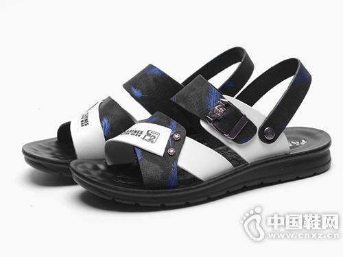 杰豪夏季外穿凉鞋2019青年罗马凉鞋