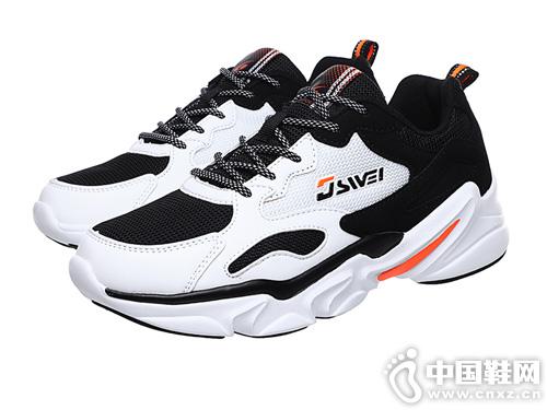 金��威�\�有�男夏季鞋2019新款跑步鞋