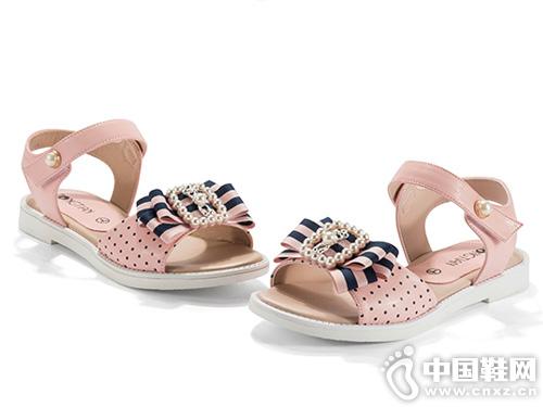 童天童鞋2019新款韩版公主凉鞋