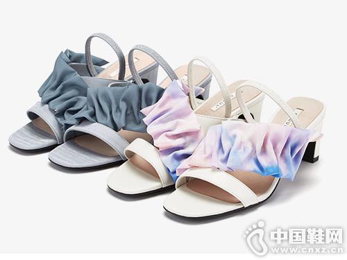 圆漾女鞋2019年夏季新款女凉拖鞋外穿