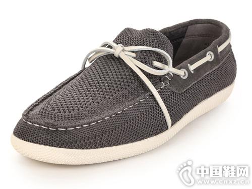 SELECTED思莱德夏季新款男士针织系带单鞋