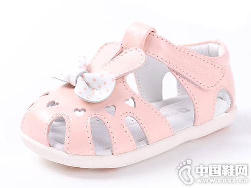 斯乃纳2019年夏新款1-3岁儿童宝宝学步鞋