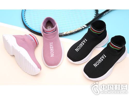 咔路比童鞋新款网面透气跑步旅游鞋