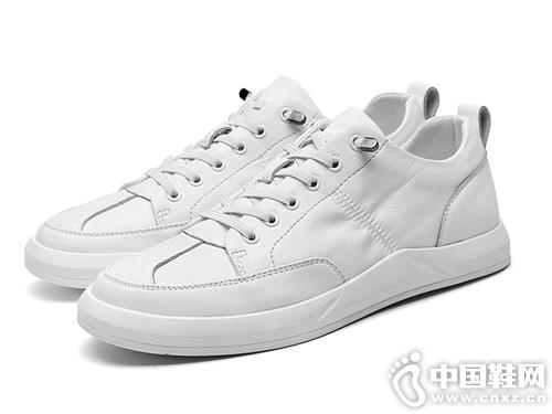 公牛世家男鞋子夏季小白鞋男板鞋