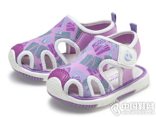 阿福贝贝儿童凉鞋1-3岁2019夏季新款学步机能鞋