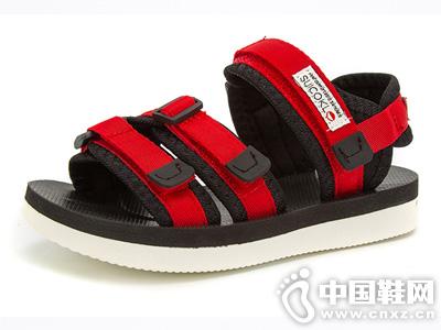 笨笨熊童鞋2019夏新款儿童凉鞋