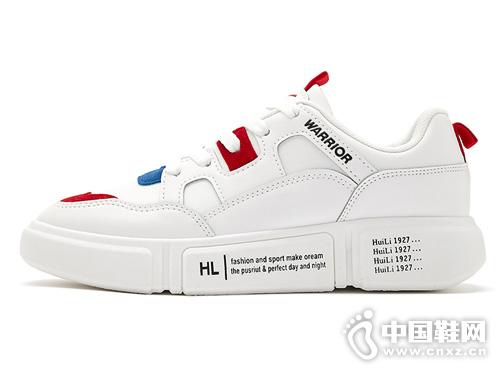 回力休闲鞋小白鞋低帮运动鞋