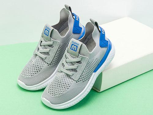 富罗迷19新款童运动鞋透气网面鞋跑步鞋