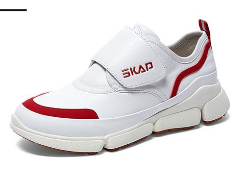 SKAP圣伽步2019秋冬新款运动风厚底老爹鞋