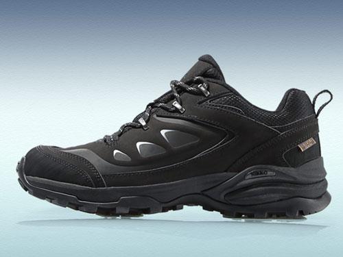 Nikko日高V底登山鞋男士冬季户外鞋