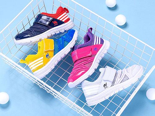 小骆驼童鞋2019新款秋季儿童运动鞋