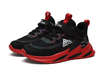男童鞋子2019新款BKG秋款跑鞋