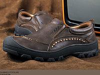 吉普盾男鞋秋冬休闲皮鞋日常户外休闲鞋