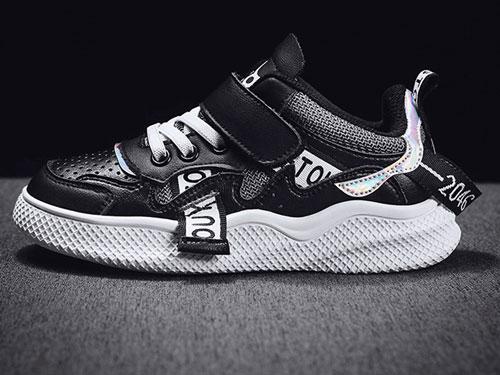 童天男童鞋子2019新款冬季儿童运动鞋