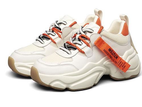 意尔康鞋新款女鞋网红ins潮老爹鞋运动鞋
