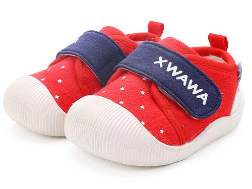 雪娃娃宝宝软底秋冬九个月春秋周岁学步鞋
