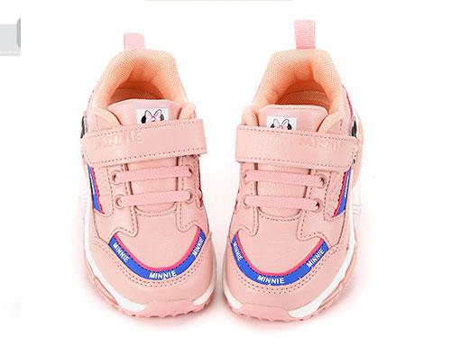 迪士尼2019年秋冬季新款米奇米妮儿童户外休闲鞋