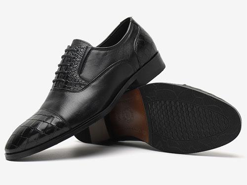 blaihilton布莱希尔顿冬季2019新款英伦皮鞋