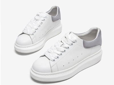 Tata他她厚底小白鞋女新款休闲板鞋