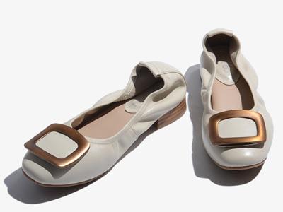 度嘉班妮2020春季女款帆船鞋