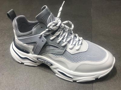 阿莱克顿男鞋2020休闲运动舒适单鞋