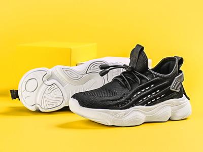 七波辉小白鞋2020新款夏季儿童潮牌鞋