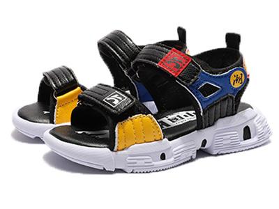 卡丁童鞋-夏季凉鞋2020新款韩版沙滩鞋