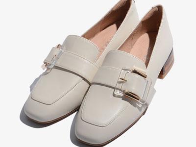 度嘉班妮2020百搭女鞋休闲商务简约甜美