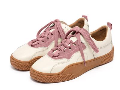 茵曼女鞋轻便小白鞋2020潮鞋百搭