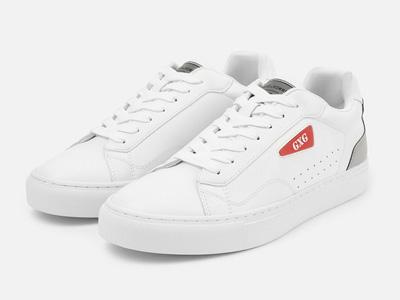 GXG男鞋2020年春季新品小白鞋休闲潮鞋