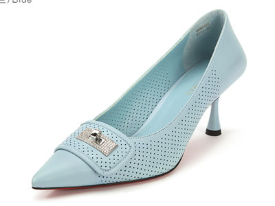 Hongkee红科2020年夏季新款尖头浅口鞋