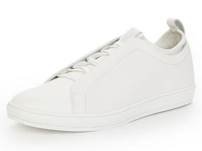 SELECTED思莱德新款男士牛皮革简约商务板鞋