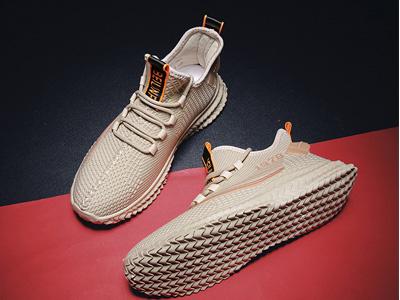 CIROHUNER希路猎人薄款网面运动鞋男韩版潮流