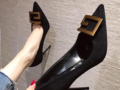 都市比拉女鞋新款2020秋款新品
