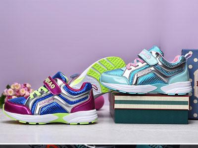 剑桥女童鞋2020新款秋季童运动鞋
