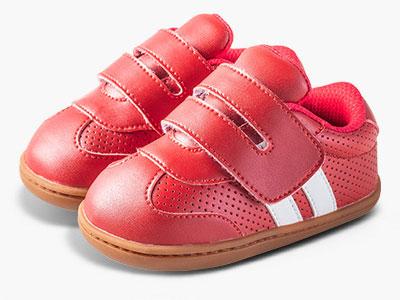 小蓝羊2020新0-1-2岁婴儿软底学步鞋