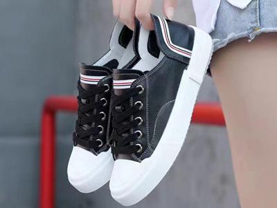 巨康2020秋季新款小白鞋女真皮百搭透气休闲鞋