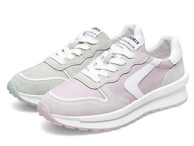 Teenmix天美意2021春新款舒适厚底休闲鞋