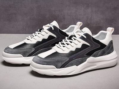 马克华菲男鞋2020秋季新款运动鞋男跑步鞋