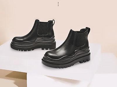 戈美其女鞋2021初秋新款展示
