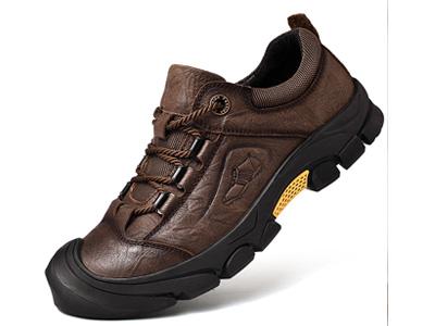 VANCAMEL西域骆驼男鞋户外运动休闲皮鞋