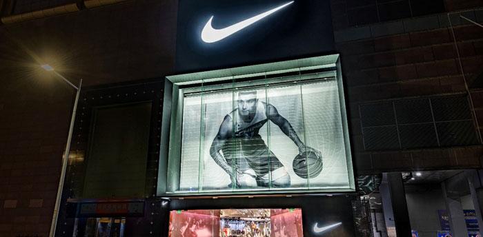 耐克全球首家NIKE RISE概念店落地广州,加速数字化零售布局