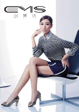 ��美��r尚女鞋招商加盟 招商�峋�:020-36168001
