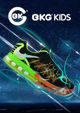 足远BKG童鞋――运动健康童鞋 招商热线:0595-22577338